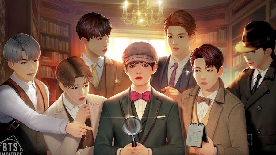 Hướng dẫn ARMY tại Việt Nam chơi ngay tựa game BTS Universe Story