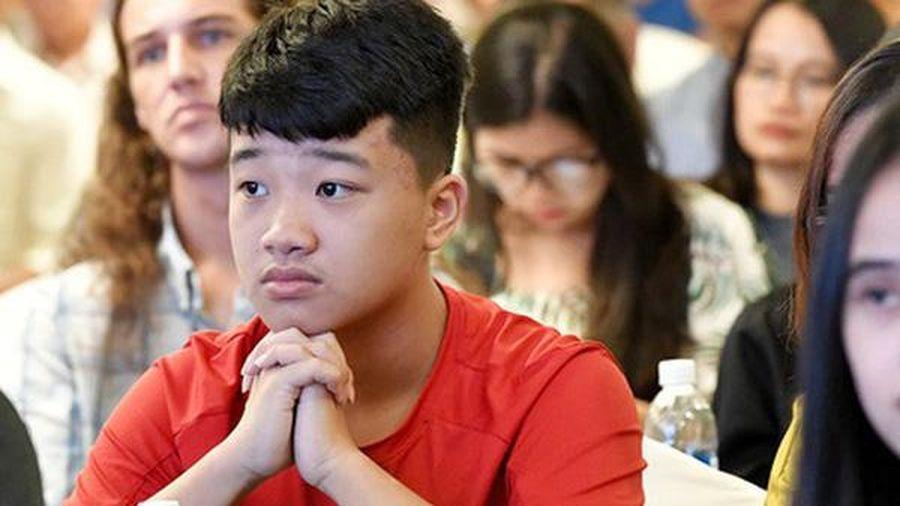 Cậu bé 13 tuổi giành giải thưởng Sách hay 2020