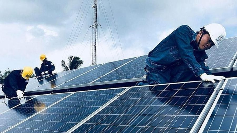 TP. Hồ Chí Minh: Hơn 10.000 hệ thống điện mặt trời mái nhà được khách hàng lắp đặt