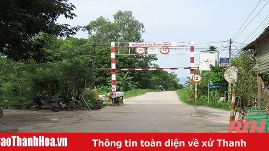 Đảng bộ huyện Thọ Xuân tăng cường công tác quản lý tài nguyên khoáng sản