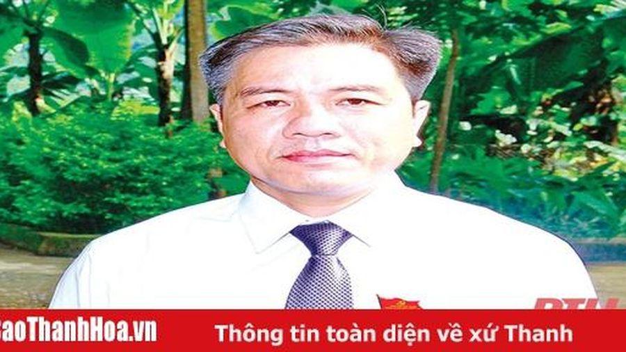 Bí thư Đảng ủy, Chủ tịch UBND xã Ngọc Sơn tích cực xây dựng nông thôn mới
