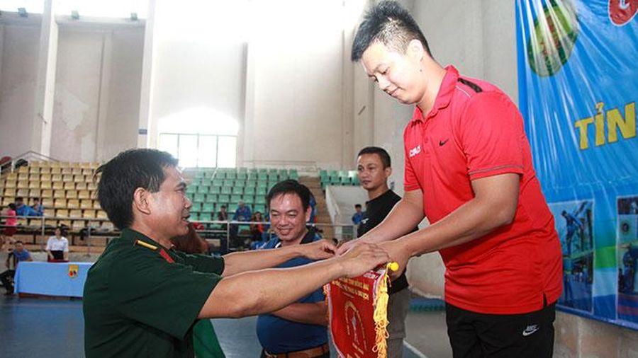 Long Thành dẫn đầu Giải trẻ và vô địch vovinam tỉnh năm 2020