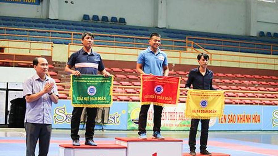 Nha Trang đoạt giải nhất toàn đoàn giải Taekwondo các nhóm tuổi tỉnh năm 2020
