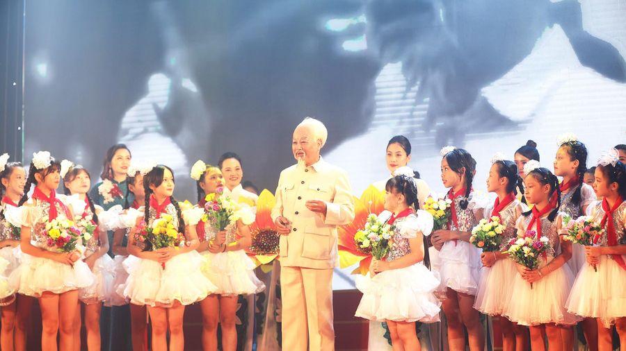 Chương trình nghệ thuật 'Quảng Ninh trọn niềm tin dâng Đảng'