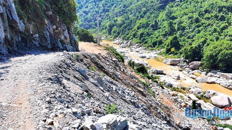 Dự án thủy điện Thượng Sơn Tây: Phấn đấu sớm đi vào phát điện