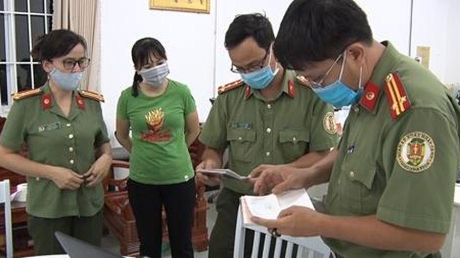Quảng Ngãi tăng cường kiểm tra, xử lý người nước ngoài nhập cảnh trái phép