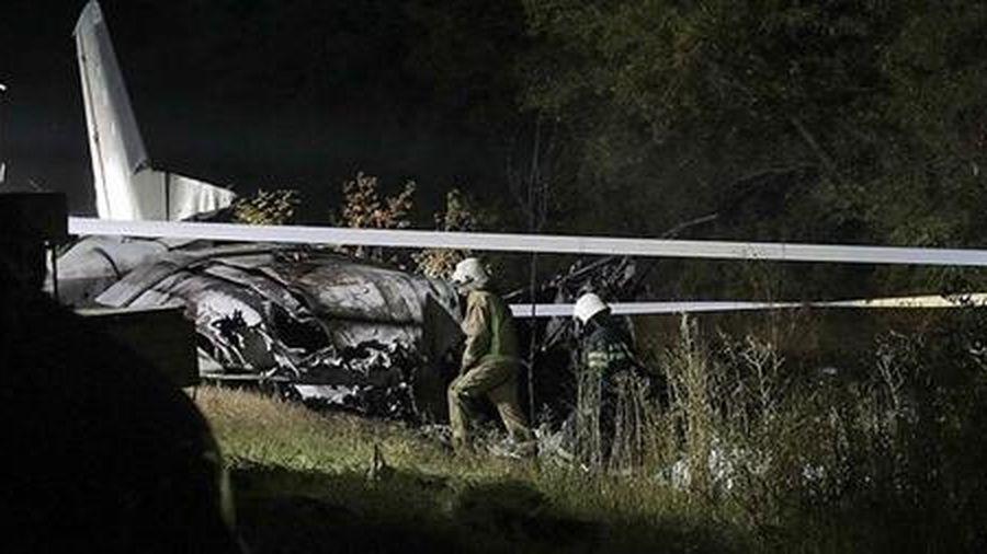 Hé lộ nguyên nhân thảm kịch rơi máy bay chở sinh viên quân sự Ukraine