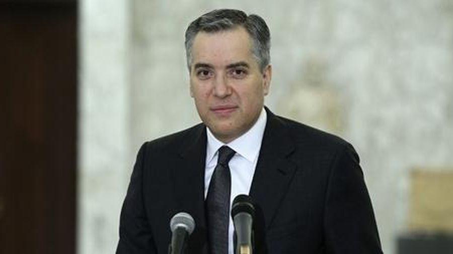 Tân Thủ tướng Lebanon 'bỏ ghế' sau chưa đầy một tháng