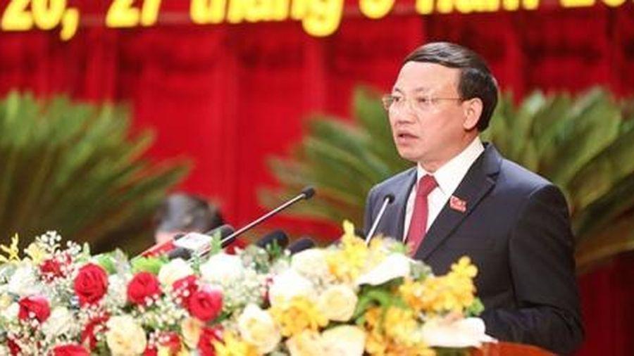 Ông Nguyễn Xuân Ký tiếp tục được bầu giữ chức Bí thư Tỉnh ủy Quảng Ninh khóa XV