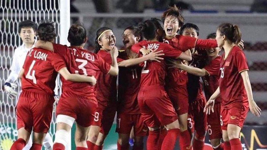 Cơ hội hiện thực hóa giấc mơ World Cup của bóng đá nữ