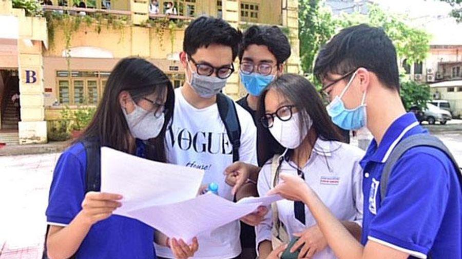 Thí sinh kiểm tra kết quả điều chỉnh nguyện vọng xét tuyển đại học trước 17h ngày 29-9
