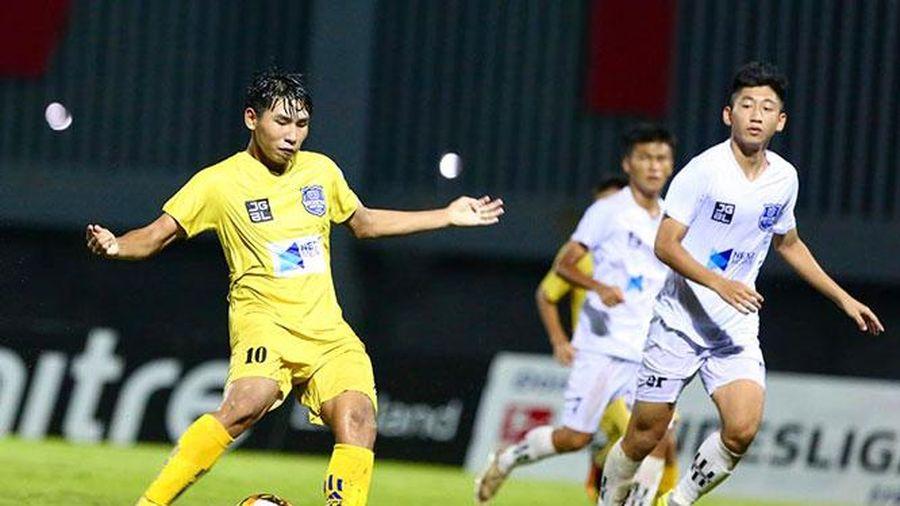 Sông Lam Nghệ An lên ngôi vô địch U17 quốc gia 2020