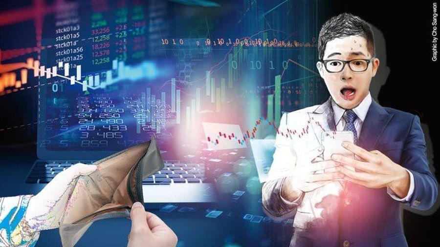 Lãi suất thấp, giới trẻ Hàn đổ xô đi vay tiền đầu tư chứng khoán nhằm đổi đời