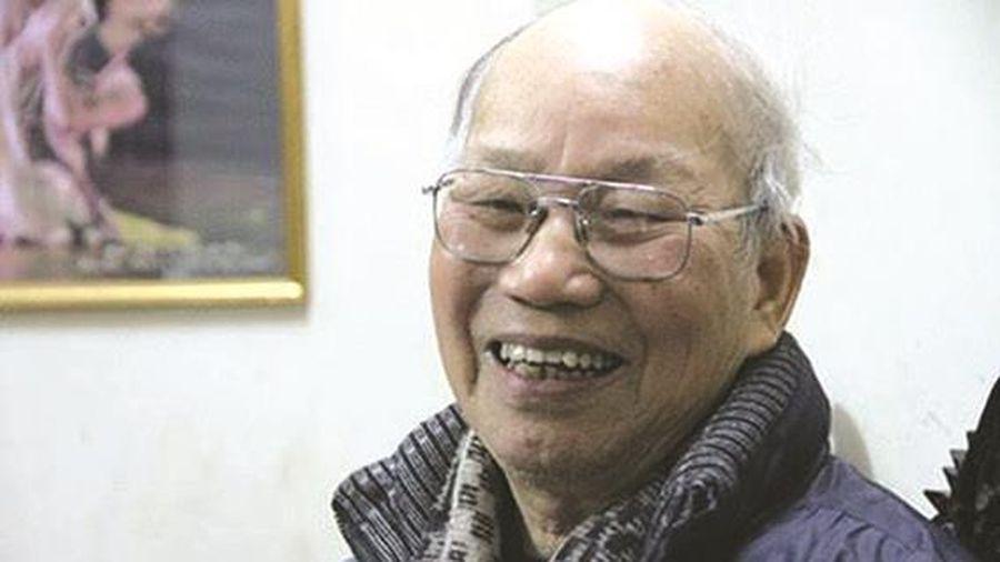 Người nghệ sĩ nhân dân một đời đau đáu với múa cổ Thăng Long nghìn năm văn hiến