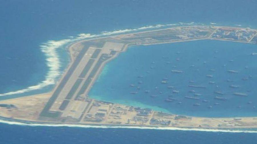 Mỹ lên án 'những lời hứa trống rỗng' của Bắc Kinh ở Biển Đông