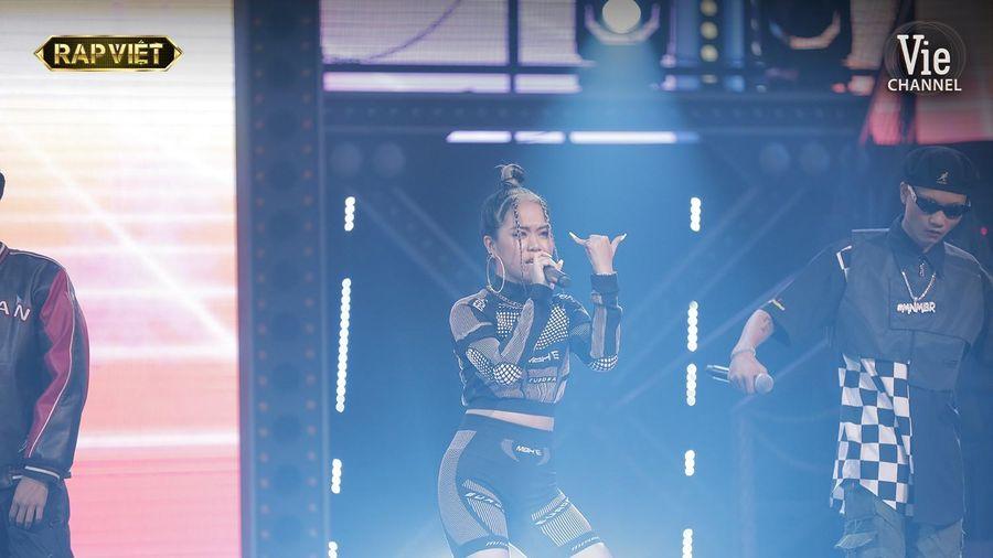 Tlinh rơi vào vòng đấu 3 định mệnh tại Rap Việt
