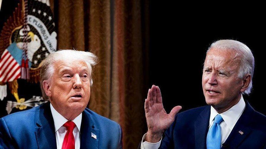 TT Trump muốn cùng ông Biden xét nghiệm ma túy trước tranh luận