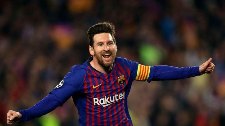 Barca 4-0 Villarreal: Messi lập công