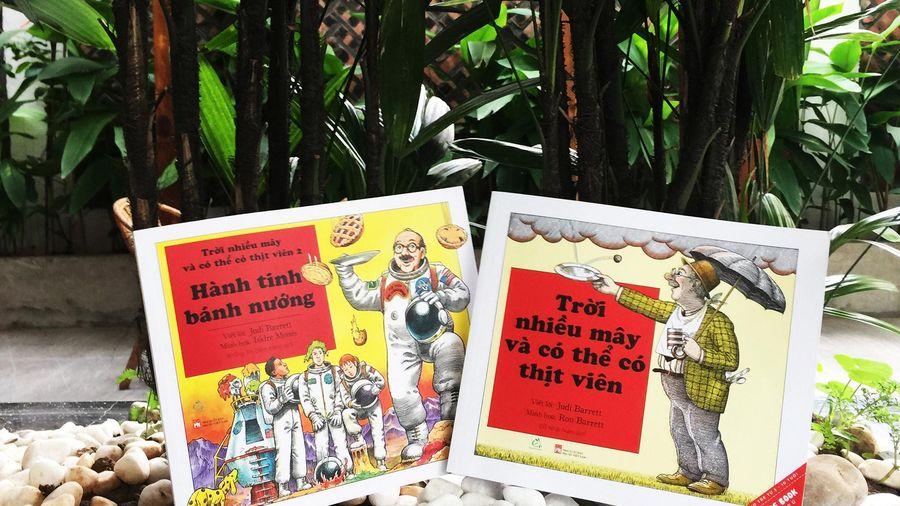 Bộ sách kích thích trí tưởng tượng của trẻ