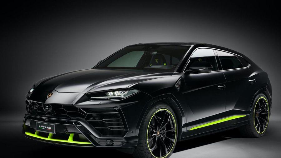 Lamborghini Urus nổi bật trong gói thiết kế chính hãng mới