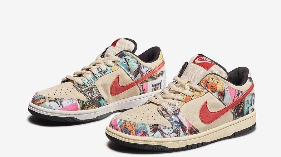 8 đôi giày Nike hiếm được bán đấu giá
