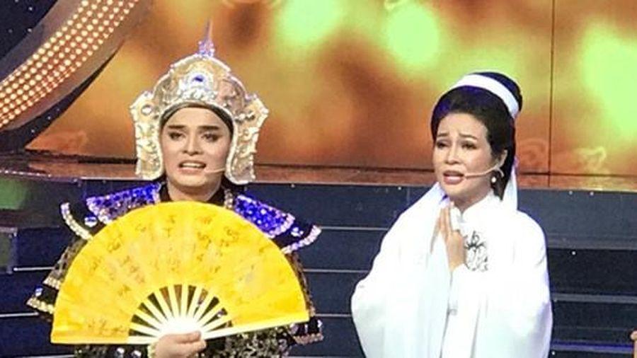 Nguyễn Quốc Nhựt - quán quân Chuông vàng vọng cổ 2020