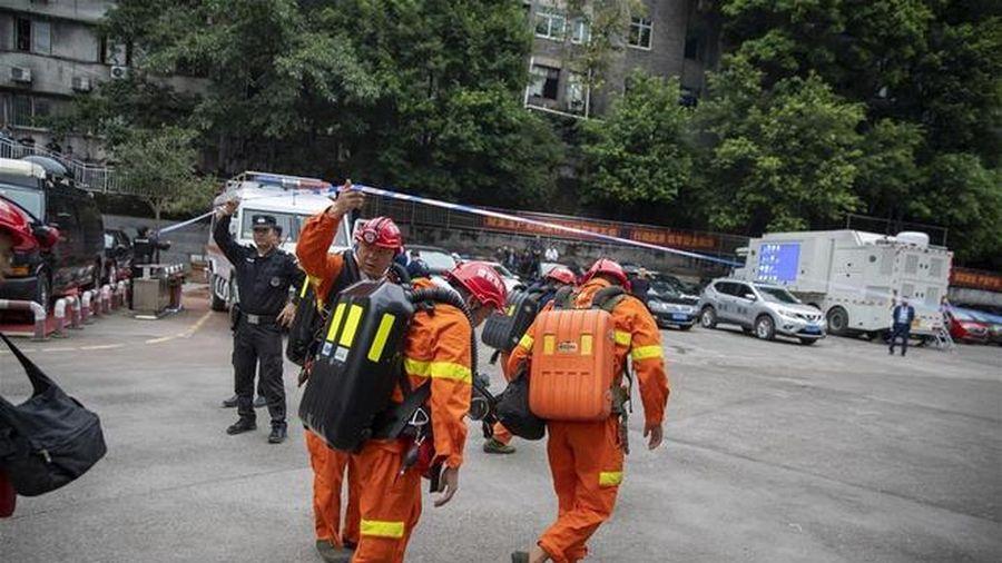 17 công nhân mắc kẹt trong mỏ khai thác than tại Trung Quốc