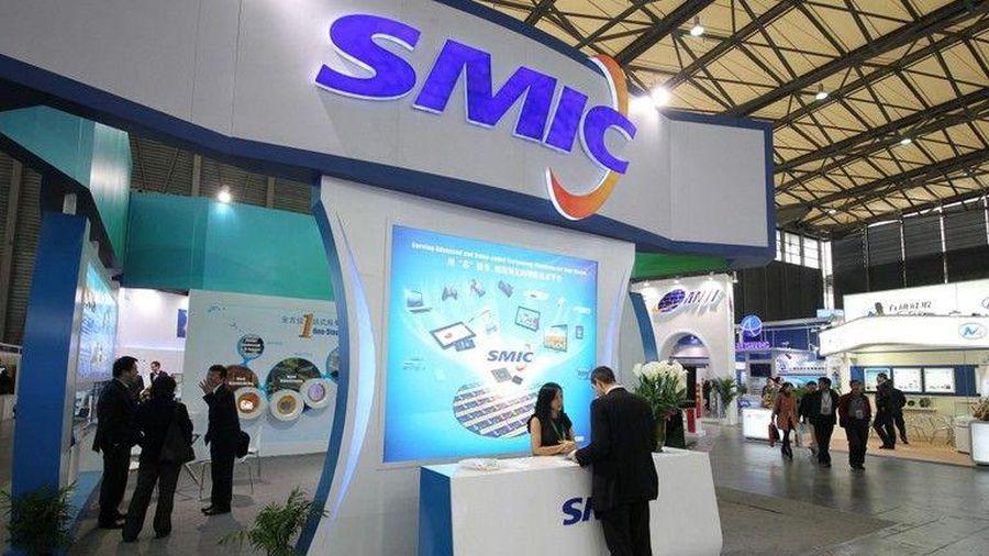 Mỹ hạn chế bán công nghệ cho SMIC