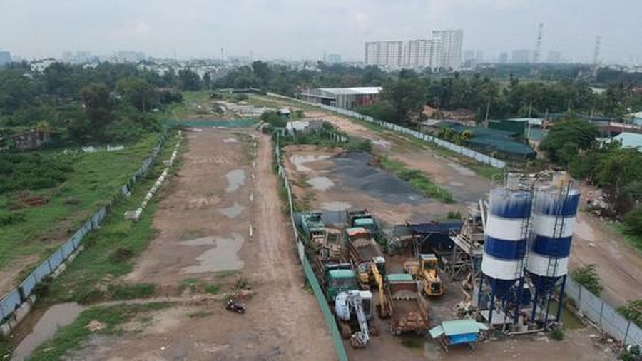 Thu hồi khu đất 148.259m² tại phường An Phú, quận 2