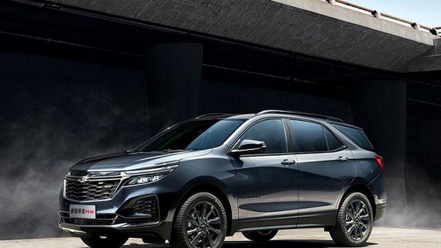 Chevrolet Equinox 2021 từ 577 triệu đồng tại Trung Quốc có gì?