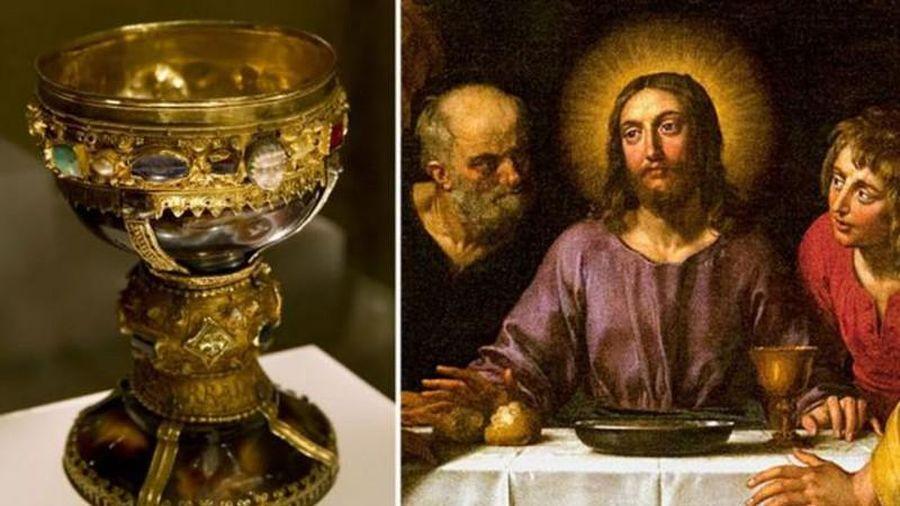 Sắp tìm ra Chén Thánh huyền thoại của Chúa Jesus?