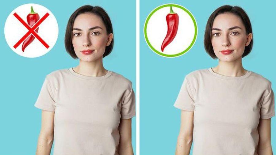 Điều gì xảy ra với cơ thể khi bạn ăn đồ cay nóng