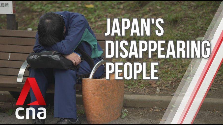 Dị thường dịch vụ 'người bốc hơi' ở Nhật Bản