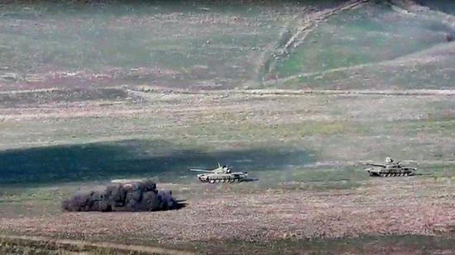 Giao tranh bùng phát giữa Azerbaijan và Armenia, 18 người thiệt mạng