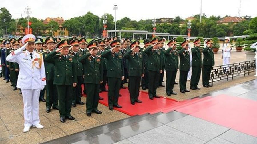 Đại hội đại biểu Đảng bộ Quân đội lần thứ XI: Đoàn kết - Trí tuệ - Bản lĩnh - Dân chủ - Kỷ cương