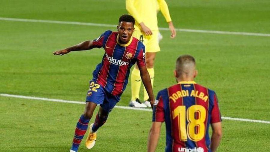 Barca đại thắng, HLV Koeman 'bắt bệnh' sao trẻ 17 tuổi
