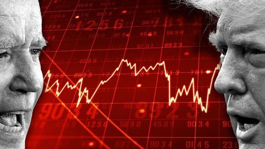 Giới đầu tư tài chính Mỹ kỳ vọng gì từ cuộc tranh luận của 2 ứng cử viên Tổng thống Mỹ?