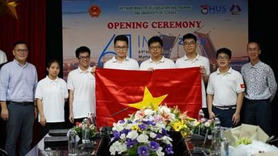 Việt Nam giành 2 huy chương Vàng tại Olympic Toán quốc tế 2020