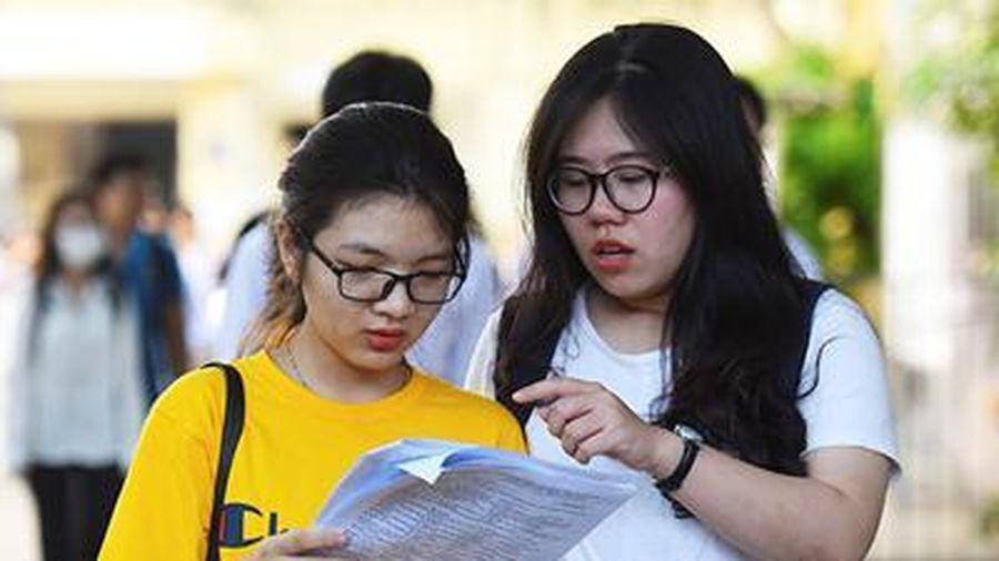 Trước 17h ngày 5/10, các trường đại học sẽ công bố điểm chuẩn