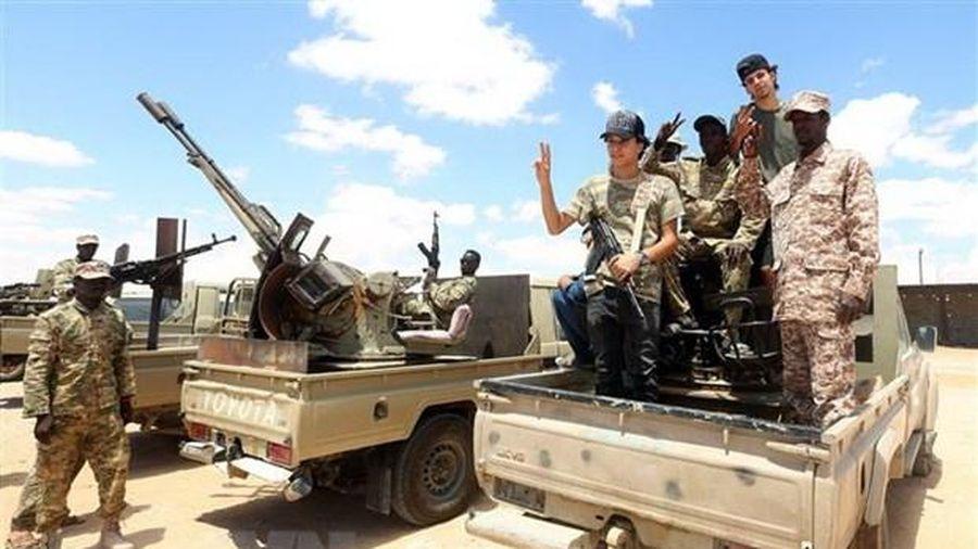 Ai Cập tổ chức hội nghị lớn về hòa giải Libya vào tháng 10