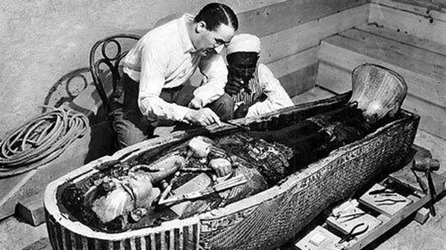 Giải mã bí ẩn nhạy cảm về xác ướp pharaoh Ai Cập