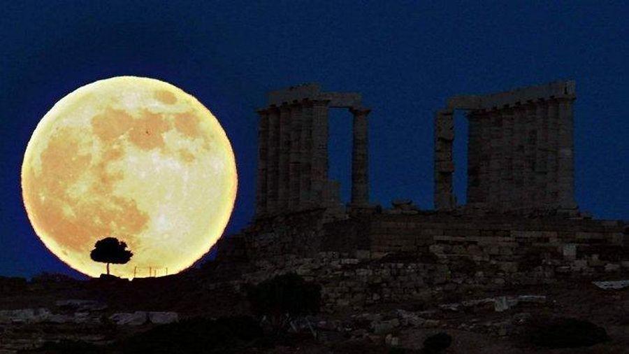 Những bí ẩn 'điên loạn' khi siêu trăng xuất hiện là có thật?