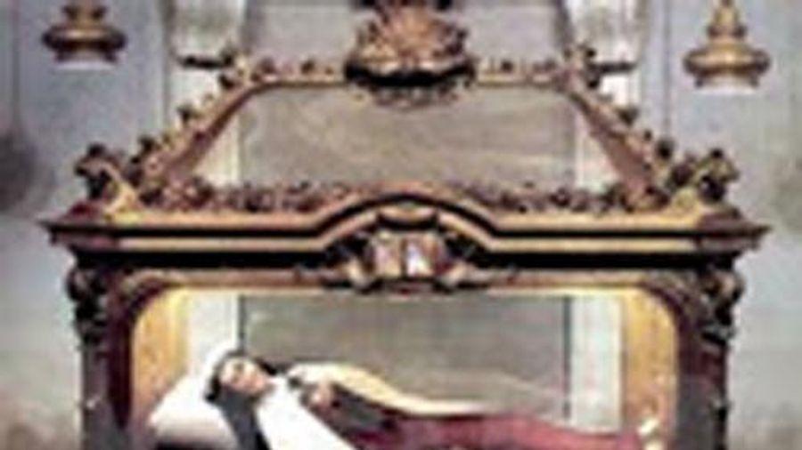 'Bất ngờ' về cái chết của nữ thánh thời Trung cổ St Rose