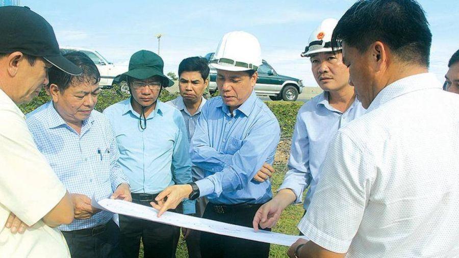 Khởi công đồng loạt 3 dự án đầu tư công cao tốc Bắc - Nam