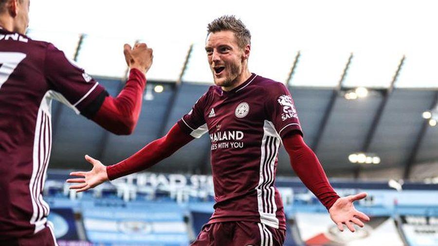 Man City 2-5 Leicester: Hattrick siêu hạng, địa chấn ở Etihad