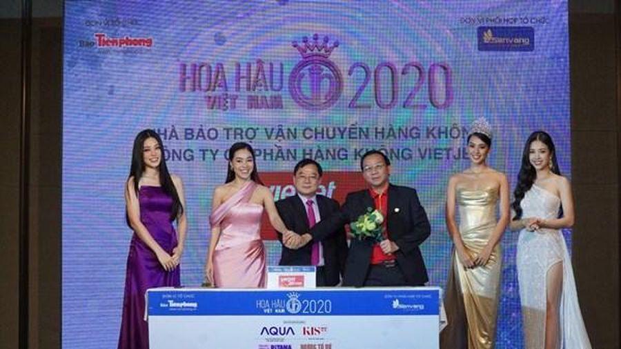 Vietjet Air đồng hành cùng cuộc thi Hoa hậu Việt Nam 2020