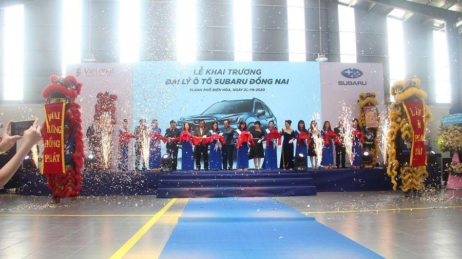 Motor Image Việt Nam khai trương đại lý Subaru Đồng Nai và trung tâm dịch vụ của đại lý Subaru Bình Triệu