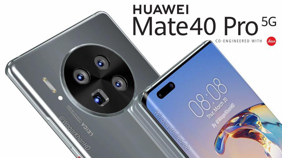 Huawei P40 Series sẽ ra mắt vào cuối tháng 10