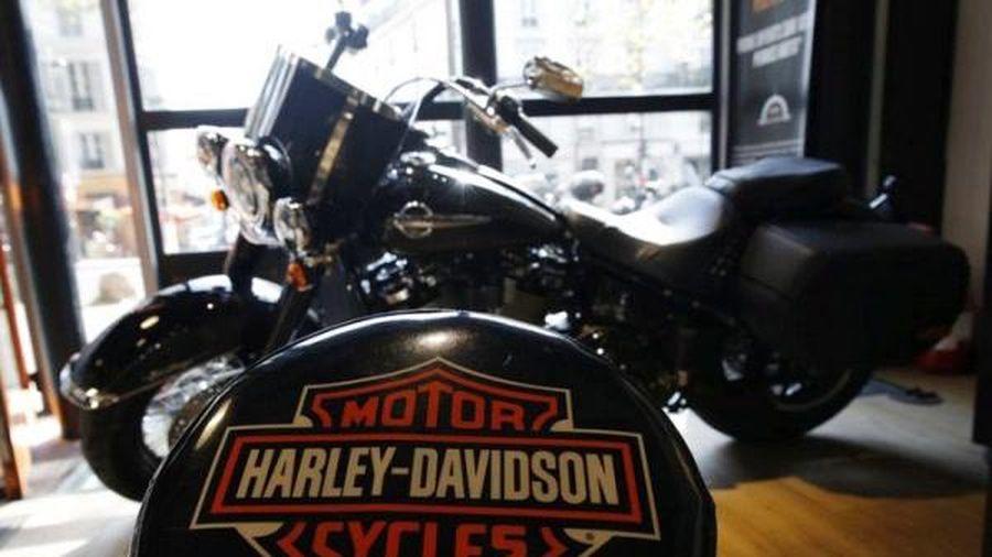 Hãng xe máy Harley-Davidson rút khỏi thị trường Ấn Độ