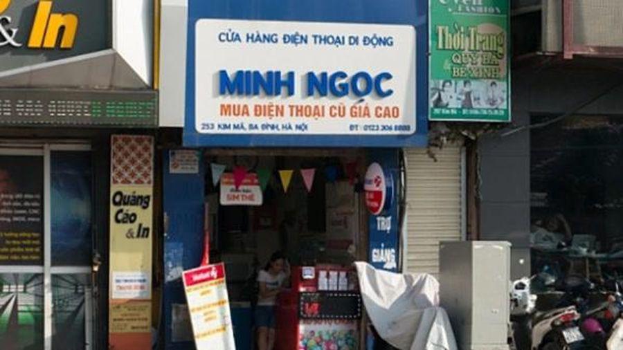 Một điểm bán vé Vietlott tại Hà Nội 4 lần phát hành vé trúng Jackpot